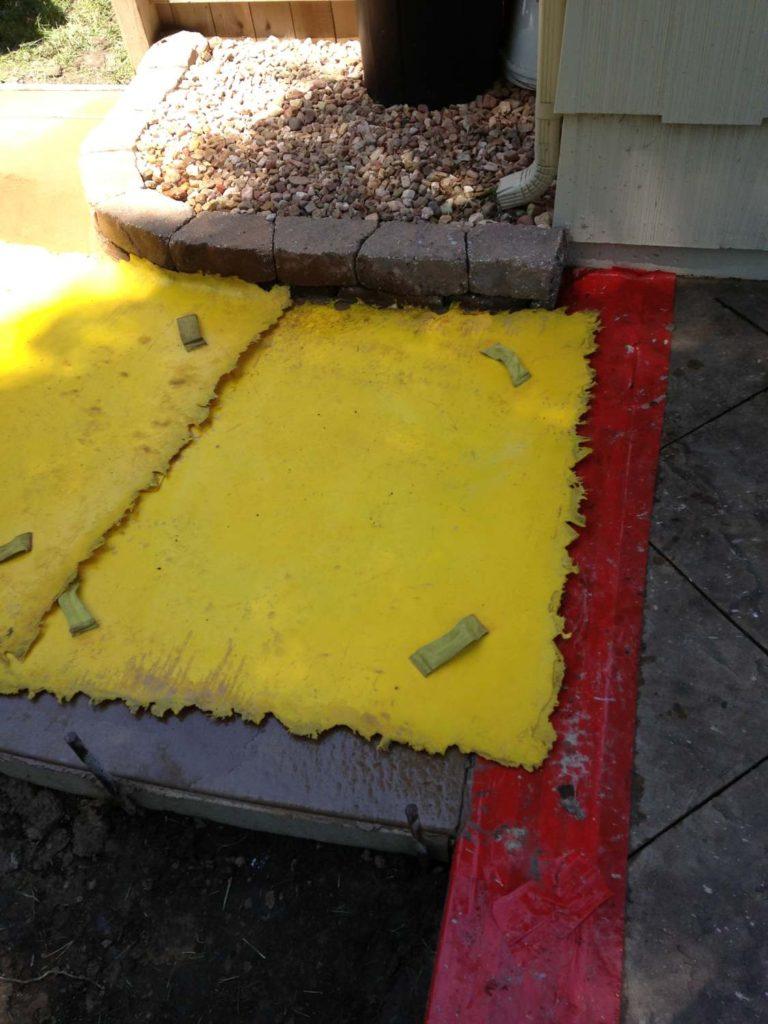 Stamping pads