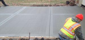 Concrete Flat Work Krete